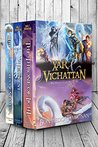 Xar & Vichattan - The Heirs to Light (Boxed Set)