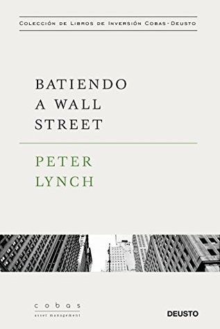 Beating The Street By Peter Lynch Pdf