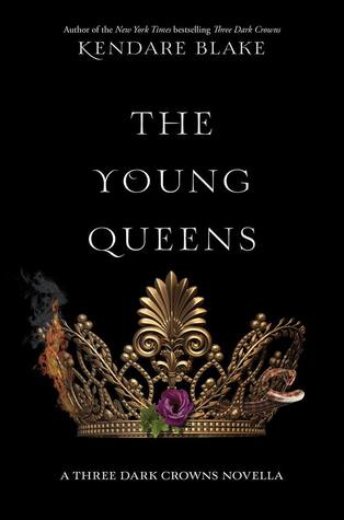「the young queens three dark crowns」的圖片搜尋結果