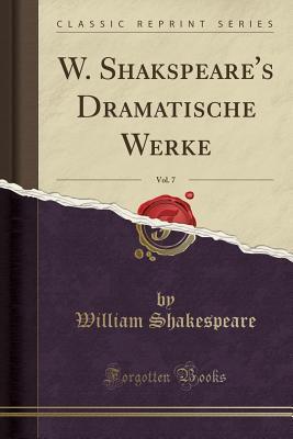 Dramatische Werke, Vol. 7