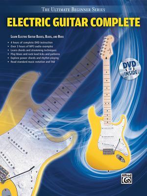 Ultimate Beginner Electric Guitar Complete: Book & DVD