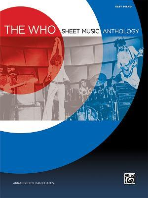 The Who Sheet Music Anthology: Easy Piano