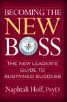Becoming the New Boss by Naphtali Hoff