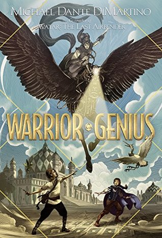Warrior Genius (Geniuses #2)