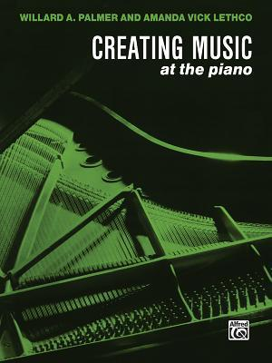 Creating Music at the Piano Lesson Book, Bk 4