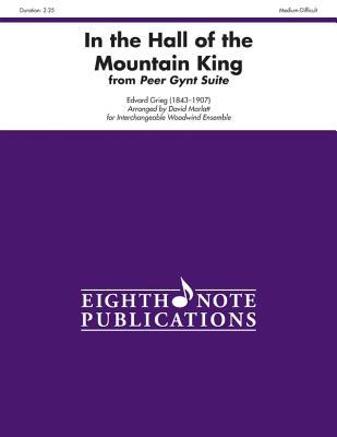 In the Hall of the Mountain King (from Peer Gynt Suite): Score & Parts