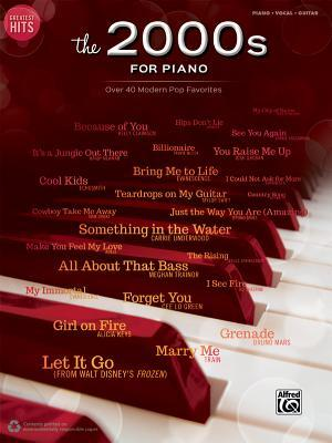 Greatest Hits -- The 2000s for Piano: Over 40 Modern Pop Favorites