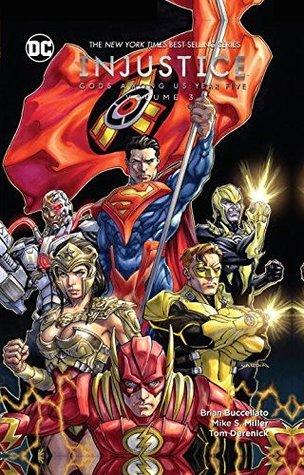 Injustice gods among us year five vol 3 by brian buccellato voltagebd Images