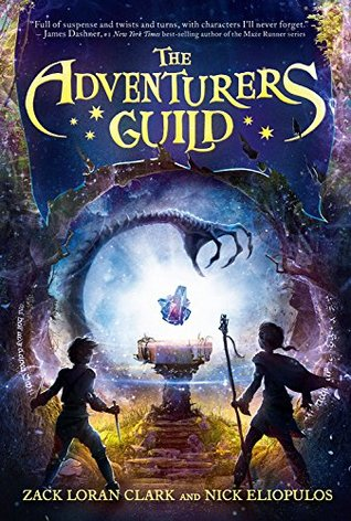 The Adventurers Guild by Zack Loran Clark