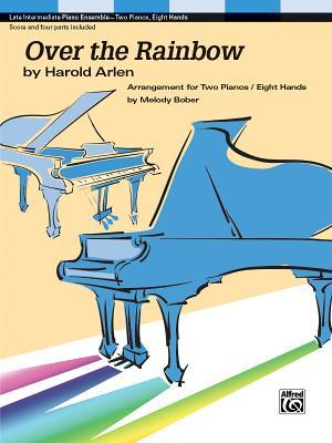 Over the Rainbow: For 2 Pianos, 8 Hands, Sheet