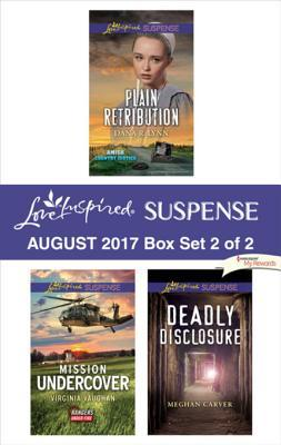 Harlequin Love Inspired Suspense August 2017 - Box...