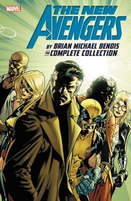 New Avengers by Brian Michael Bendis: The Complete Collection, Vol. 6