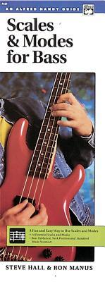 Scales & Modes for Bass: Handy Guide
