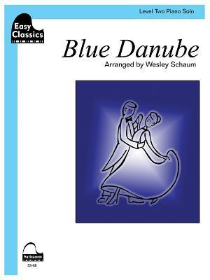 Blue Danube: Sheet