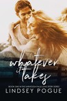 Whatever It Takes (Saratoga Falls Love Story, #1)