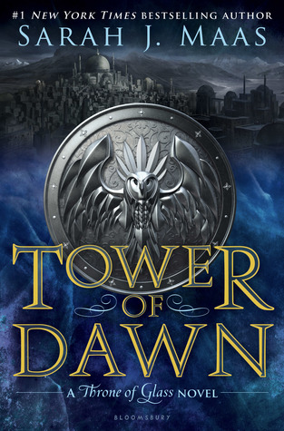 Image result for tower of dawn cover