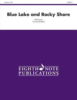 Blue Lake and Rocky Shore: Conductor Score & Parts