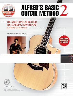 Alfred's Basic Guitar Method, Bk 2: The Most Popular Method for Learning How to Play, Book & Online Audio