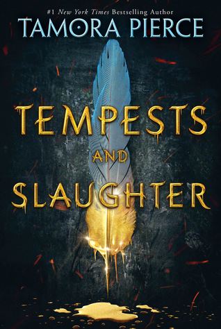 Book cover: Tempests and Slaughter (Numair #1) by Tamora Pierce