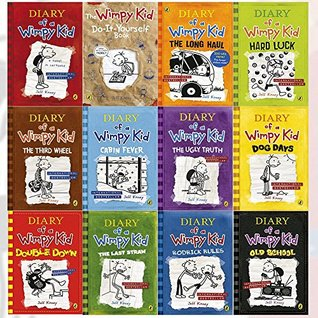 List Of Series Of Diary Of A Wimpy Kid