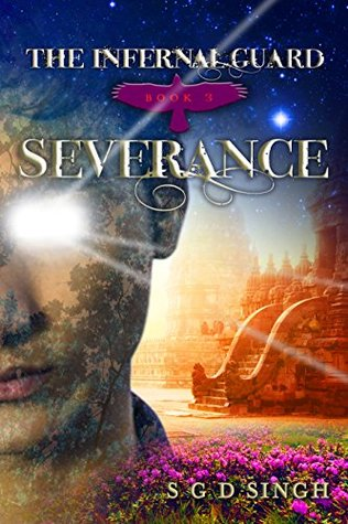 Severance (The infernal Guard, #3)