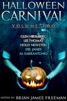 Halloween Carnival Volume 2 by Brian James Freeman