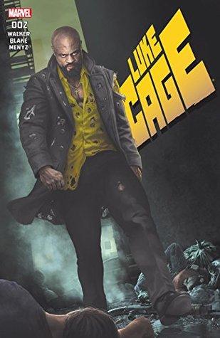 Luke Cage #2 by David F. Walker