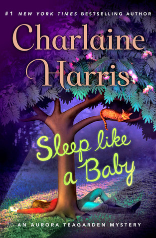 Book Review:  Charlaine Harris' Sleep Like a Baby