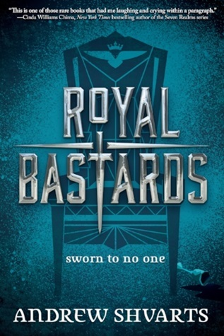 Royal Bastards (Royal Bastards, #1)