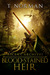 Blood-Stained Heir by T. Norman