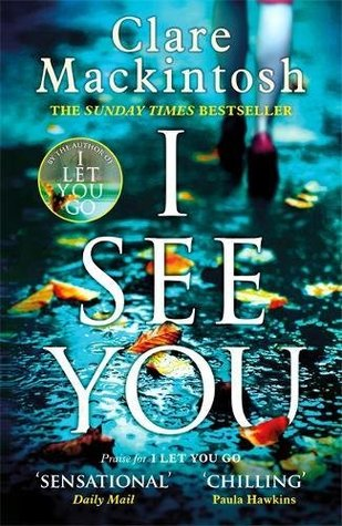 I See You: Clare Mackintosh