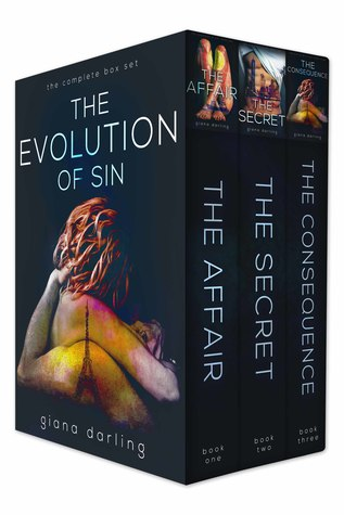 The Evolution Of Sin Trilogy (TEOS, #1-3)