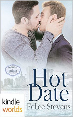 Book Review: Hot Date (Memories with The Breakfast Club) by Felice Stevens