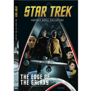 The Edge Of The Galaxy (Star Trek Graphic Novel Collection, #12)