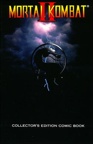 Mortal Kombat II Collector's Edition Comic Book