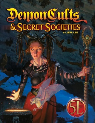 Demon Cults and Secret Societies for D&D 5th Edition