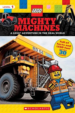 Mighty Machines (LEGO Nonfiction)