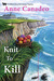 Knit to Kill (Black Sheep Knitting Mysteries #9)