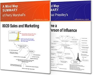 Summary: Key Person of Influence & 80/20 Sales and Marketing: 2 in 1 eBokkos Business Mind Map Summaries