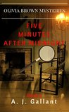 Five Minutes after Midnight (Olivia Brown Mysteries Book 2)