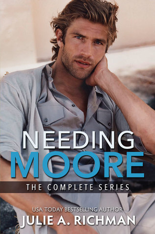The Needing Moore Series Trilogy Searching for Moore, Moore to Lose, & Moore than Forever by Julie A. Richman