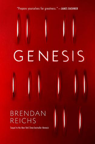 Genesis (Project Nemesis #2)