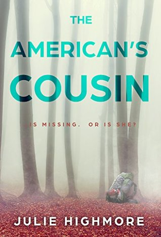 The American's Cousin (Edie Fox Book 1)