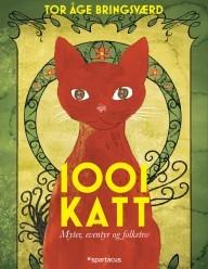 1001 katt: Myter, eventyr og folketro por Tor Åge Bringsværd - DJVU FB2 EPUB