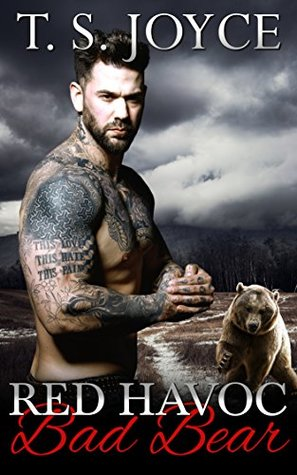 Red Havoc Bad Bear (Red Havoc Panthers, #5)