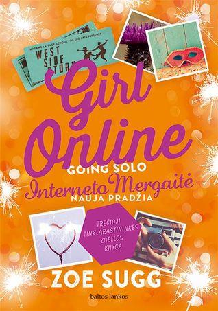 interneto mergaitė nauja pradžia
