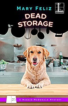 Dead Storage (A Maggie McDonald Mystery #3)