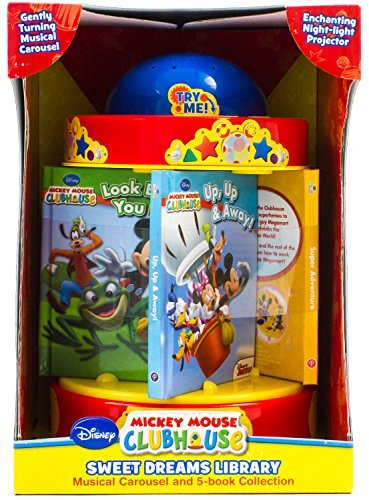 Disney Junior Mickey Mouse Clubhouse Carousel