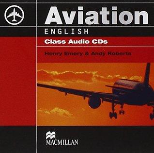 Aviation English Class Audio CD