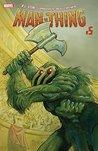 Man-Thing #5 by R.L. Stine